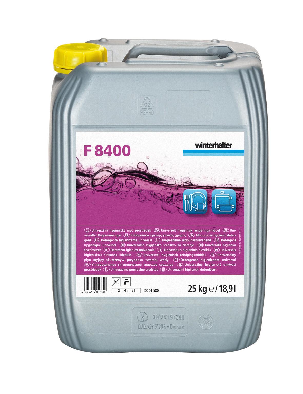 F 8400 - 25 kg