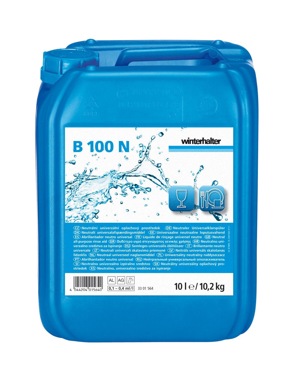 Klarspüler B 100 N - 10 Liter