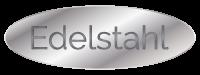 Edelstahl Logo