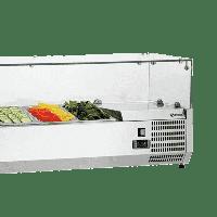 Kühlaufsatzvitrinen