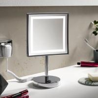 LED Standspiegel