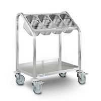 Tablettwagen / Besteckwagen