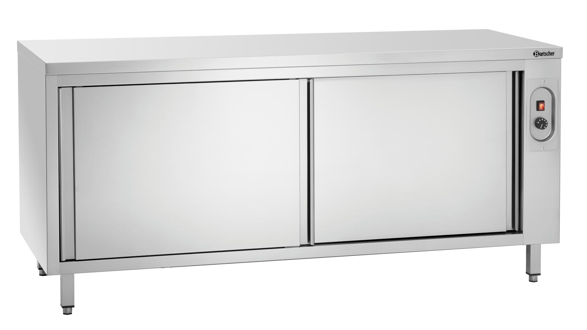 Bartscher Wärmeschrank 700-4T 1800