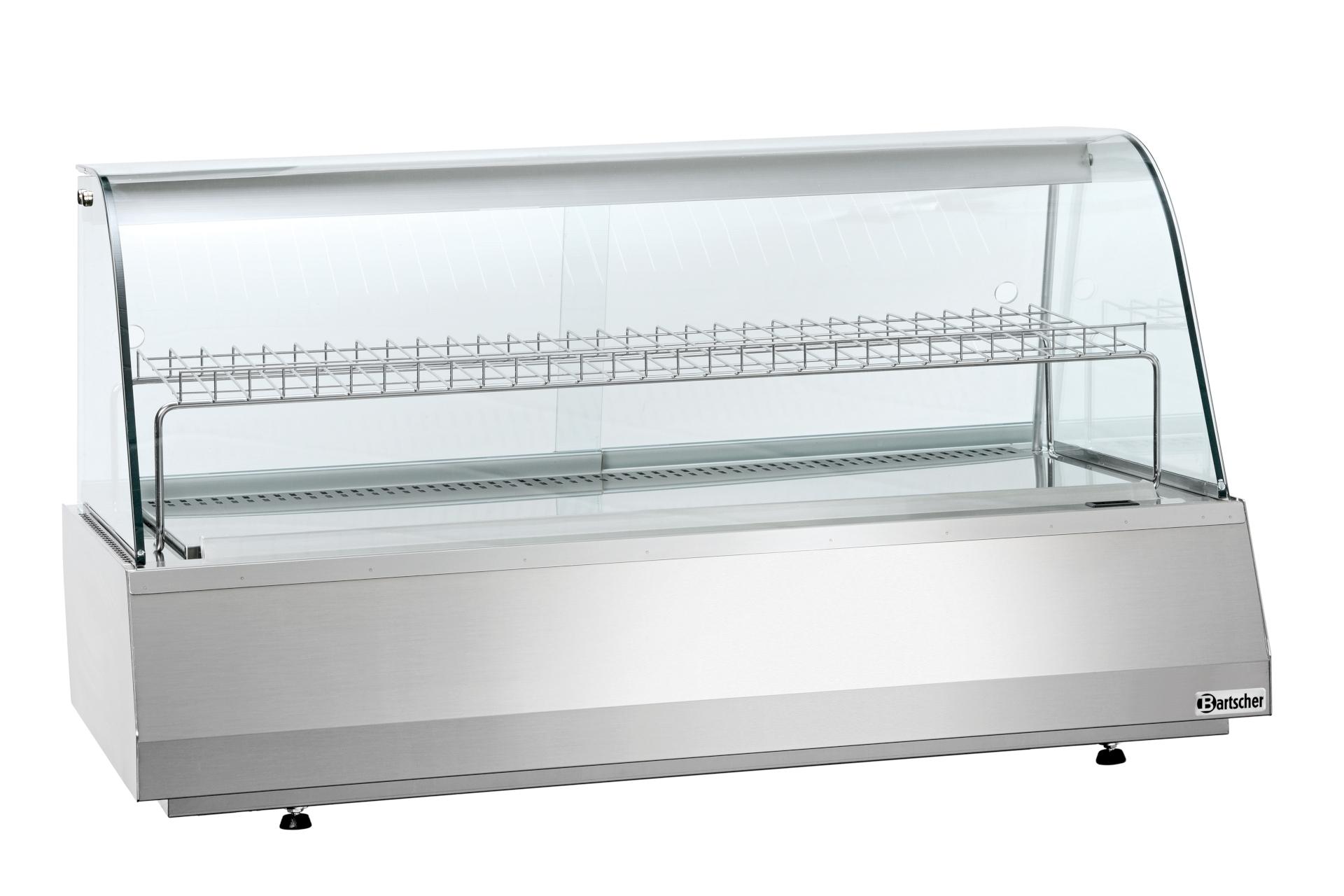 Bartscher Kalte Theke 3/1GN, Rundglas