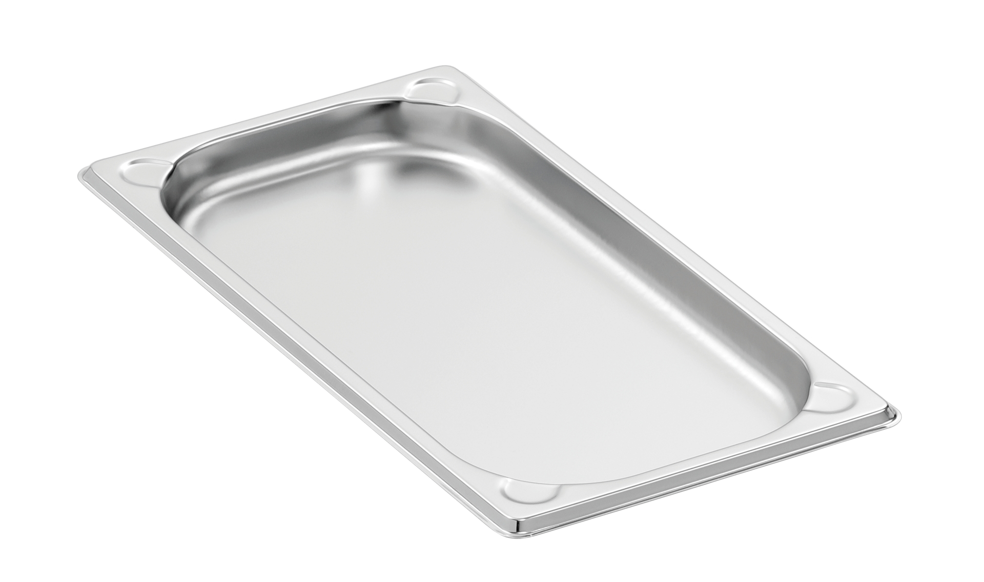 Bartscher GN-Behälter, 1/3GN,T20, Basic Line