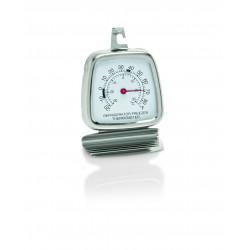 WAS Kühlraumthermometer 6 x 8,5 cm Edelstahl