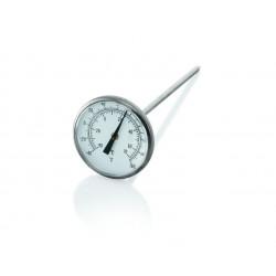 WAS Einstechthermometer Ø 4,5 cm Chromnickelstahl