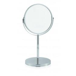 WAS Kosmetikspiegel Ø 17 cm Höhe 34,5 cm verchromt