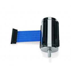 WAS Gurtband Highflex 2 m blau Edelstahl Polyester