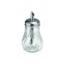 WAS Zuckerspender Ø 7 cm 13 cm Glas