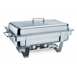 WAS Chafing Dish GN 1/1 60 x 35 x 35 cm Chromnickelstahl