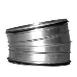 Gastro-Steel Lüftungstechnik Bogen 15 Grad