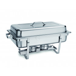 WAS Chafing Dish GN 1/1 63 x 35 x 33 cm Edelstahl