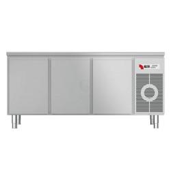 KBS Kühltisch KTF 3210 M mit Arbeitsplatte