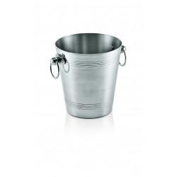 WAS Flaschenkühler Ø 19 cm Aluminium