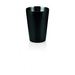 WAS Boston Shaker 0,56 Liter mit PVD Beschichtung schwarz Chromnickelstahl