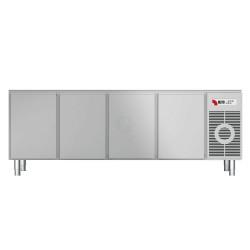 KBS Kühltisch KTF 4210 M mit Arbeitsplatte