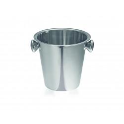WAS Flaschenkühler Ø 21,5 cm Chromnickelstahl