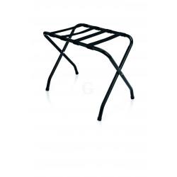 WAS Gepäckablage 65 x 40,5 x 54 cm pulverbeschichteter Stahl schwarz/Nylon