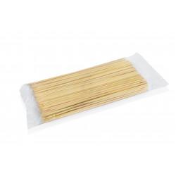 WAS Fleischspieß Set 25 cm VPE 250 Stück Bambus