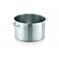 WAS Fleischtopf Cookware 20 Ø 40 cm 30 Liter Chromnickelstahl