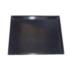 MKN Granitemailliertes Blech GN 2/1 530 x 650 x 40 mm