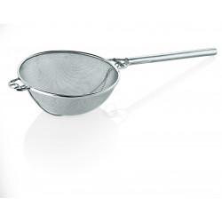 WAS Großküchensieb mit Hohlgriff Ø 35 cm Chromnickelstahl
