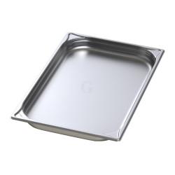 MKN Behälter ungelocht aus Chrom-Nickel-Stahl GN 1/1 325 x 530 x 40 mm