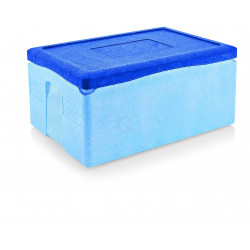 WAS GN Thermotransportbehälter 1/1 60 x 40 x 28 cm Polypropylen