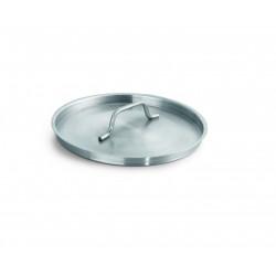 WAS Deckel für Cookware 20 Ø 50 cm Chromnickelstahl