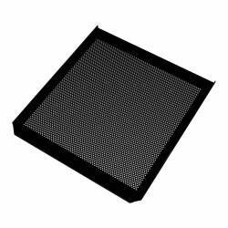 MKN Backblech gelocht antihaftbeschichtet GN 2/3 325 x 354 mm