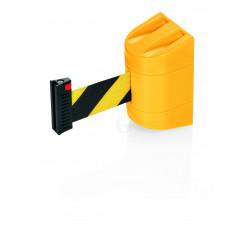 WAS Gurtband Lightflex für Wandmontage 2 m schwarz/gelb Kunststoff/Polyester