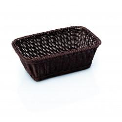 WAS GN Systemkorb GN Basket 31 1/4-100 mm holzoptik Polypropylen