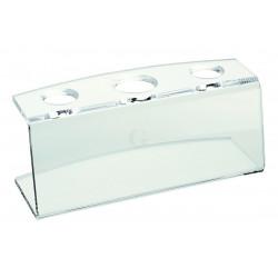 Stöckel Eistütenhalter aus Plexiglas Modell 313