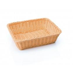WAS GN Systemkorb GN Basket 31 1/2-100 mm natur Polypropylen
