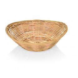 WAS Tischkorb 22 x 17,5 x 5 cm Bambus