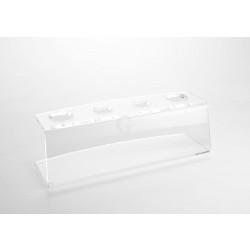 Stöckel Eistütenhalter aus Plexiglas Modell 314