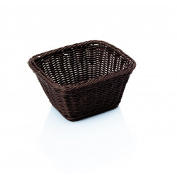 WAS GN Systemkorb GN Basket 31 1/6-065 mm holzoptik Polypropylen