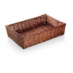 WAS Buffetkorb Basket 3136 60 x 40 x 14 cm Vollweide