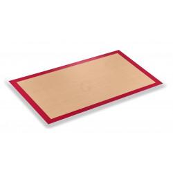 WAS Backmatte für Backbleche 60 x 40 cm fiberglasverstärkt Silikon