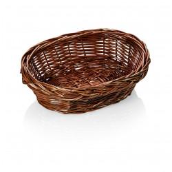 WAS Buffetkorb Basket 3136 24 x 17 x 7 cm Vollweide
