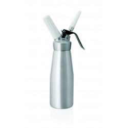WAS Siphon 1 Liter Aluminium