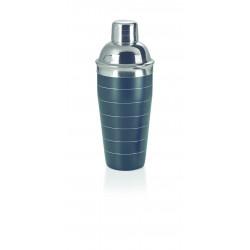 WAS Shaker 0,70 Liter pulverbeschichtet schwarz Chromnickelstahl