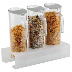 APS Cerealien-Bar 4-tlg. 38 x 17 x 17 cm