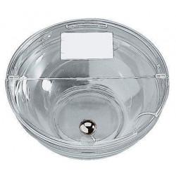 APS Schutzdeckel mit Chromkugel Durchmesser 14,5 cm