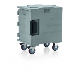 WAS GN Thermotransportbehälter 1/1 12 Einschübe 65 x 45 x 77 cm Kunststoff/Polyurethan