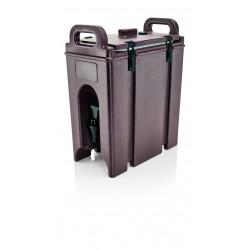 WAS Thermogetränkebehälter 18 Liter 42 x 23 x 62 cm Kunststoff/Polyurethan
