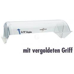 APS Haube GN 1/1 vergoldeter Griff