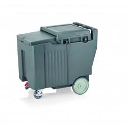 WAS Ice-Caddy 110 Liter 79 x 60 x 74 cm Kunststoff/Polyurethan
