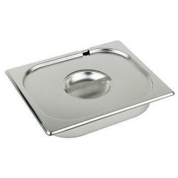 APS GastroNorm-Behälter GN 1/6 Deckel mit Löffelaussparung